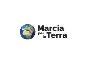 marcia per la terra_Logo