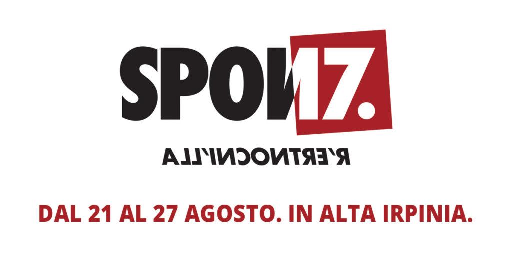 logo del festival sponz