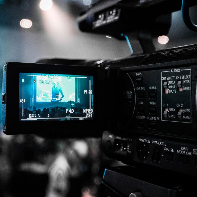 riprese video streaming