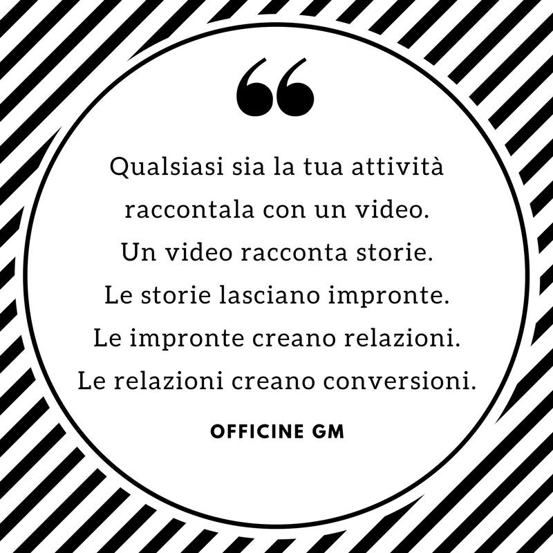 produzione video Roma