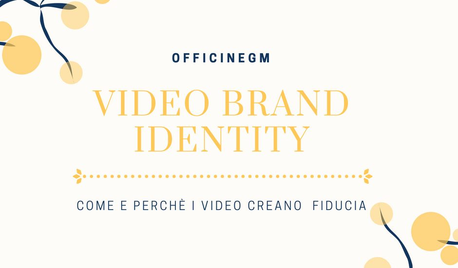 video brand identity