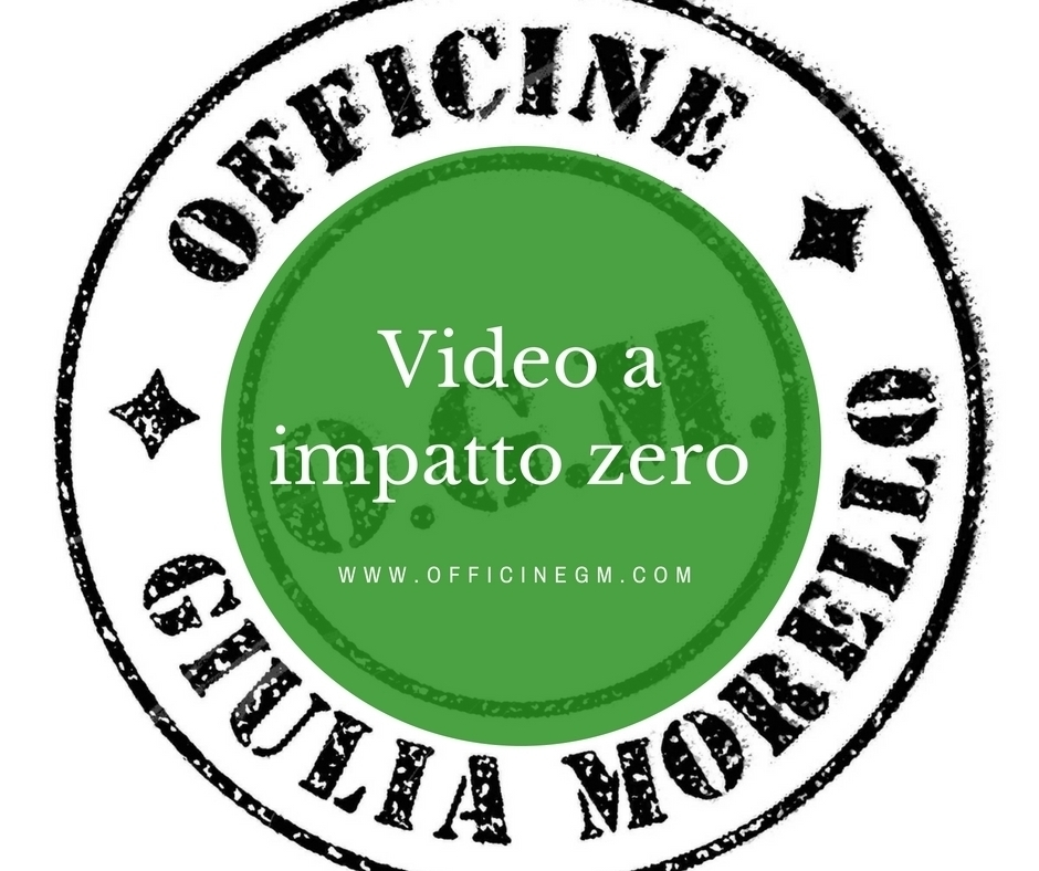video a impatto zero