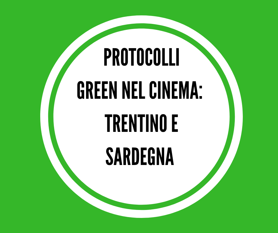 protocolli green cinema