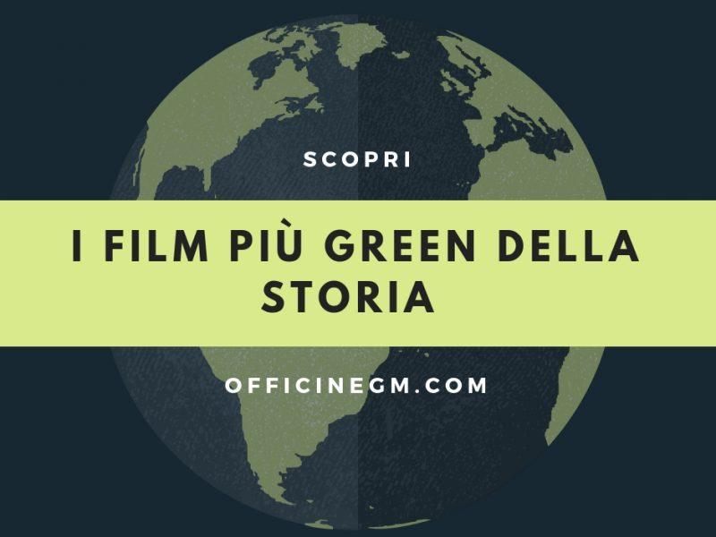 i film più green della storia